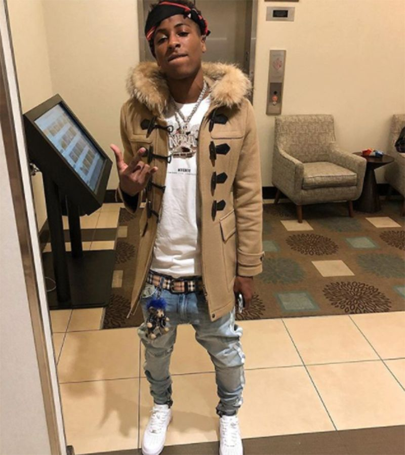 NBA Youngboy Height